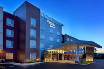 水牛城阿默斯特/大學萬豪套房費爾菲爾德飯店 Fairfield Inn & Suites by Marriott Buffalo Amherst/University