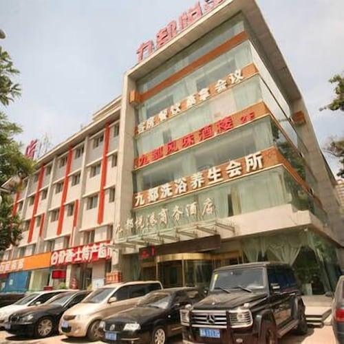 Jiudu Yuegang Business Hotel, Taiyuan