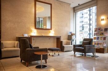 HOTEL KEIHAN TOKYO YOTSUYA Lobby