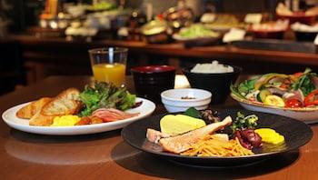 HOTEL KEIHAN TOKYO YOTSUYA Breakfast buffet