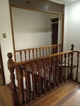 BAGUIO HOMESTAY Staircase