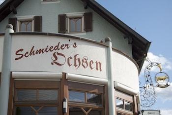 施米德斯歐赫森伽尼飯店 Hotel Garni Schmieders Ochsen