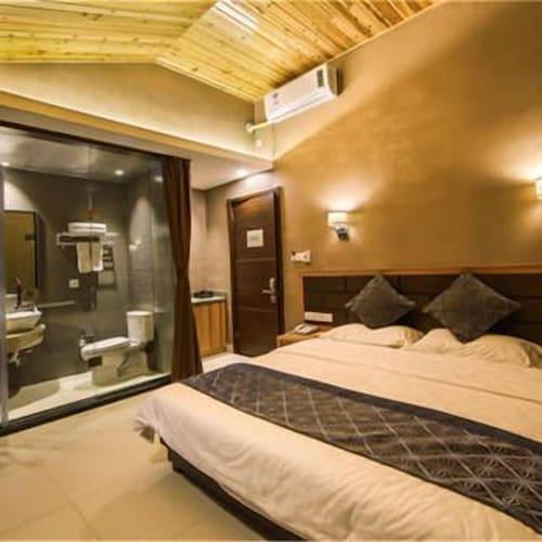 Wuyishan Water Stone Villa Inn, Nanping