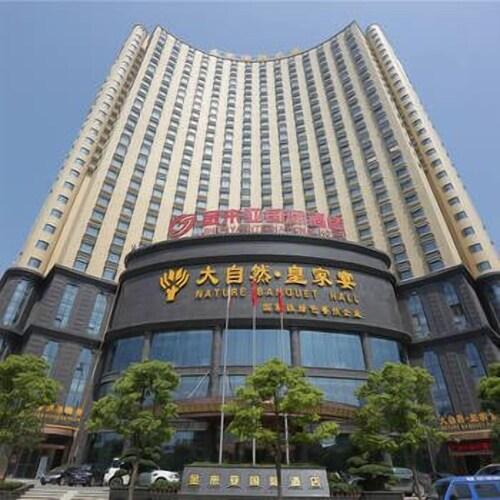 Jinlaiya International Hotel, Wuhan