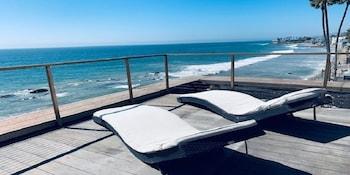 Malibu Ocean Front Villa