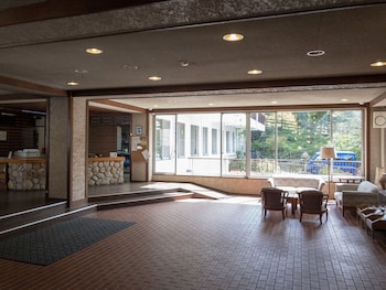 ROKKOSAN YMCA Lobby Sitting Area