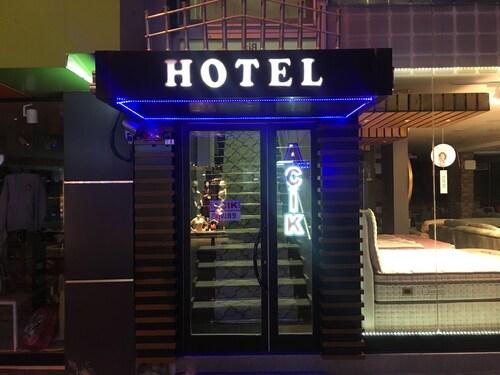Mavi Hotel, Lüleburgaz
