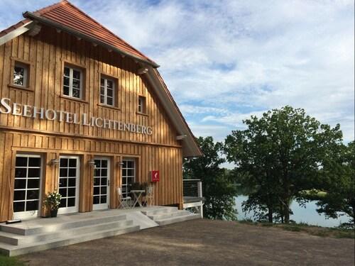 Seehotel Lichtenberg, Mecklenburgische Seenplatte