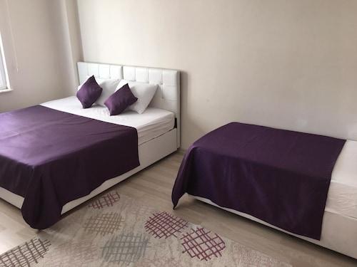 Aksaray Liva Hotel, Merkez