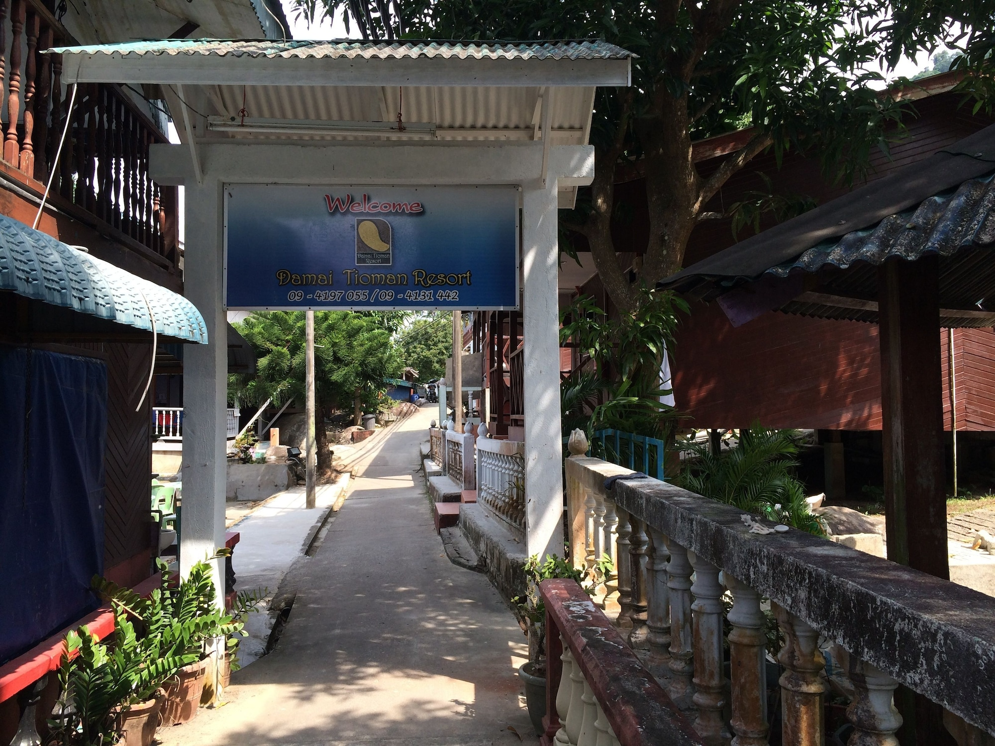 Damai Tioman Resort, Hulu Langat