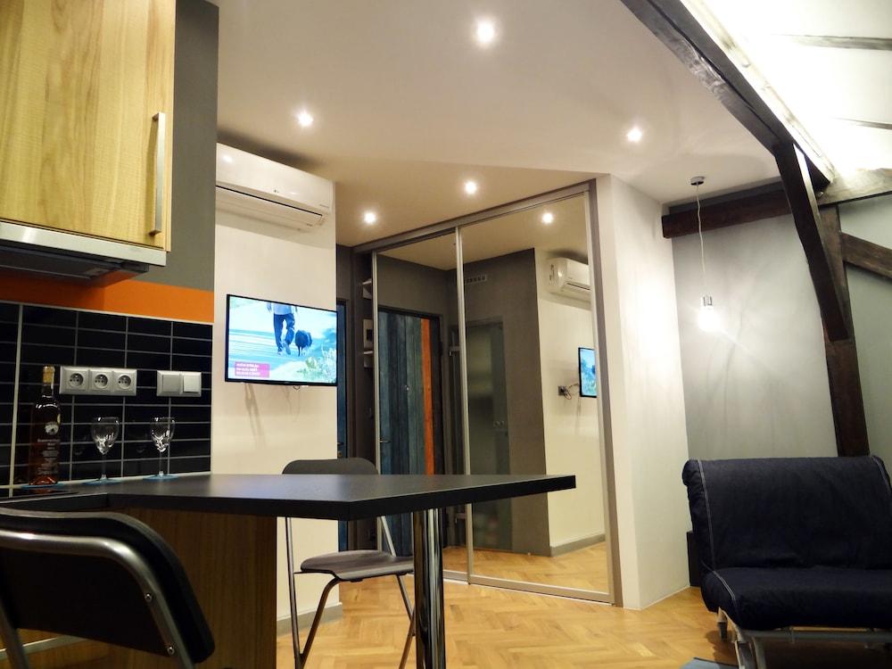サザフスカ アパートメント