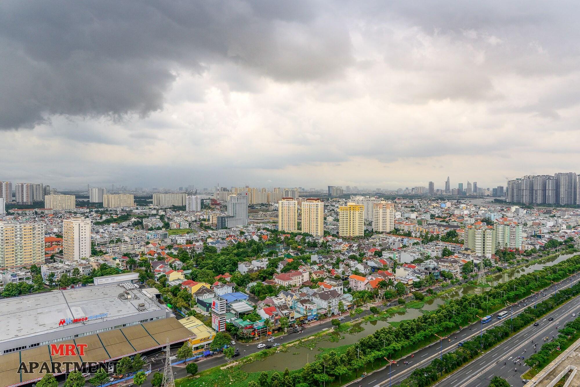 MRT Apartment in Masteri Thao Dien, Quận 2