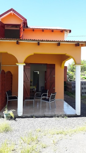 Apartment With one Bedroom in Capesterre Belle Eau, With Enclosed Gard, Capesterre-Belle-Eau