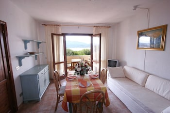 Deluxe Apartment, 1 Bedroom, Sea View