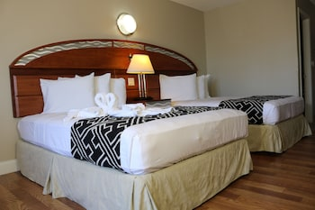 Guestroom at Magic Key Resort in Kissimmee