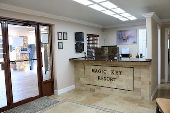 Reception at Magic Key Resort in Kissimmee