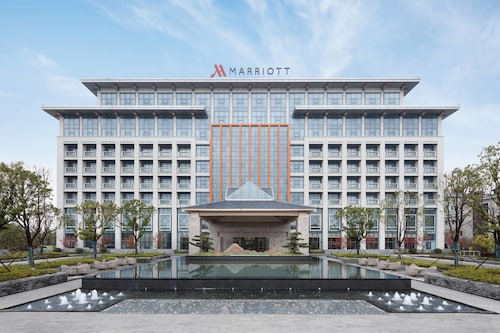 . Wuxi Marriott Hotel Lihu Lake