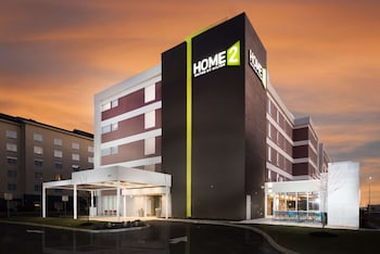 紐瓦克機場希爾頓惠庭飯店 Home2 Suites by Hilton Newark Airport