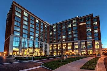 格林希爾斯納什维爾希爾頓飯店 Hilton Nashville Green Hills