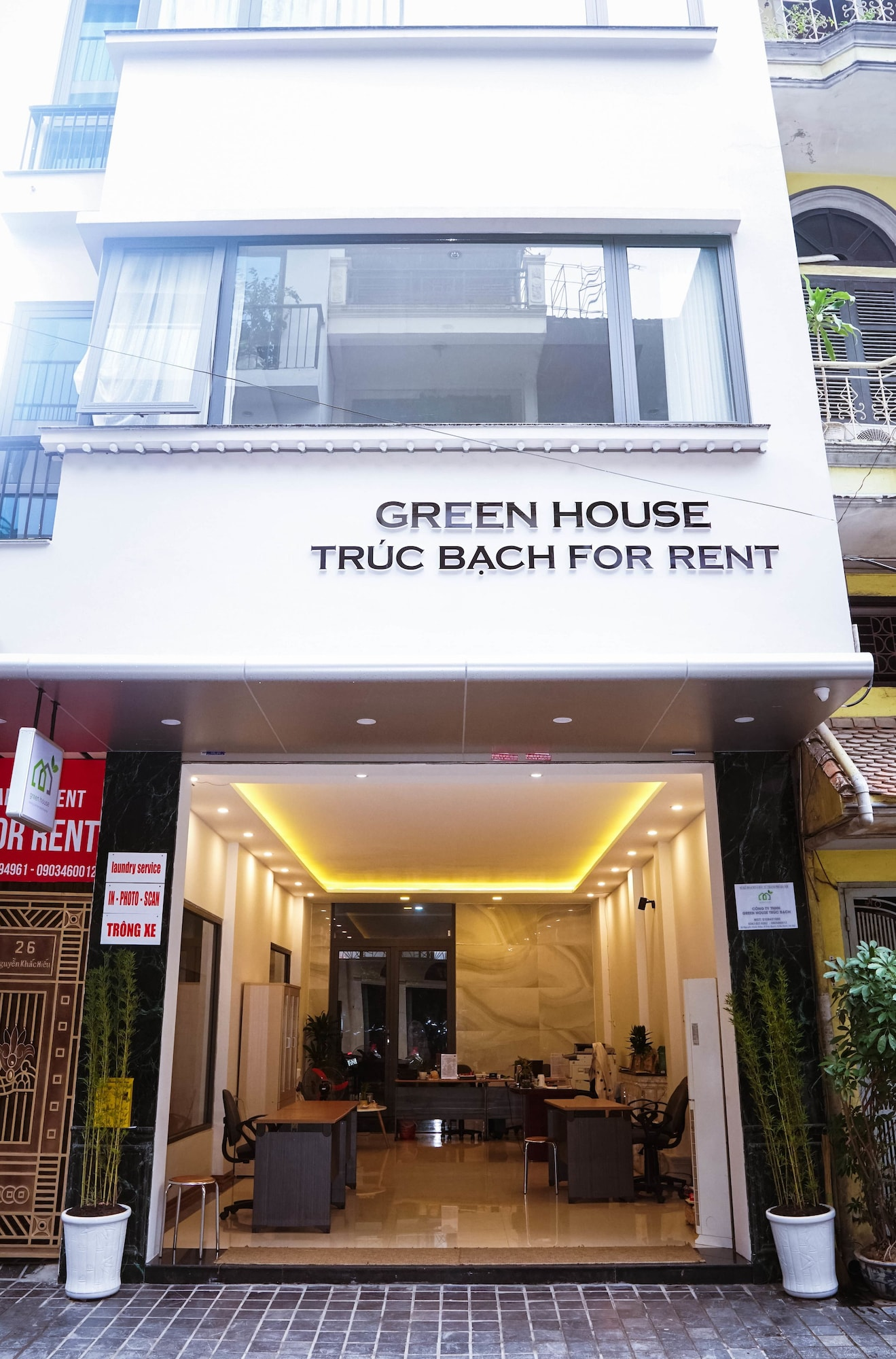 Green House Service Apartment Hotel Hanoi - Reviews, Photos