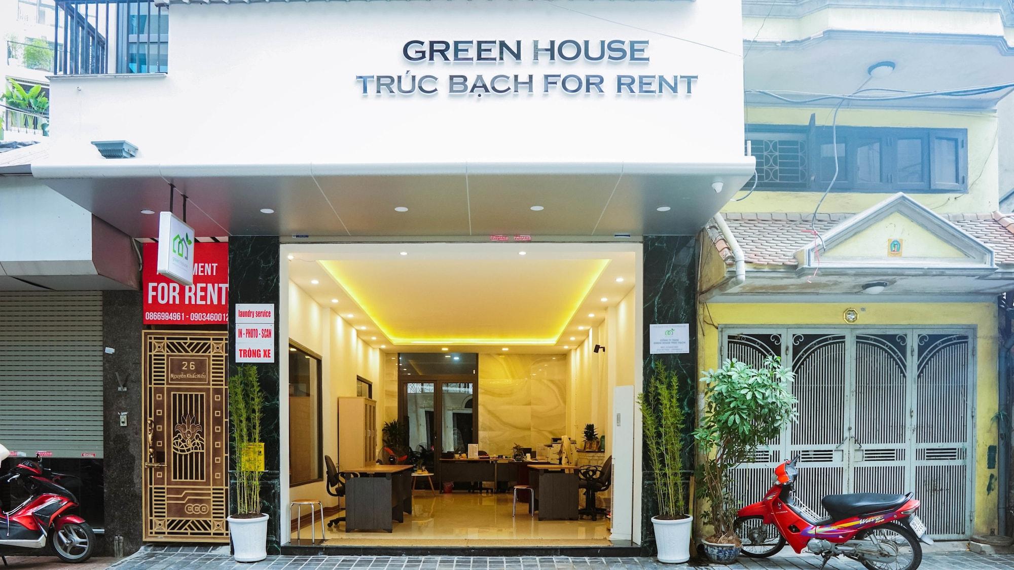 Green House Service Apartment, Ba Đình