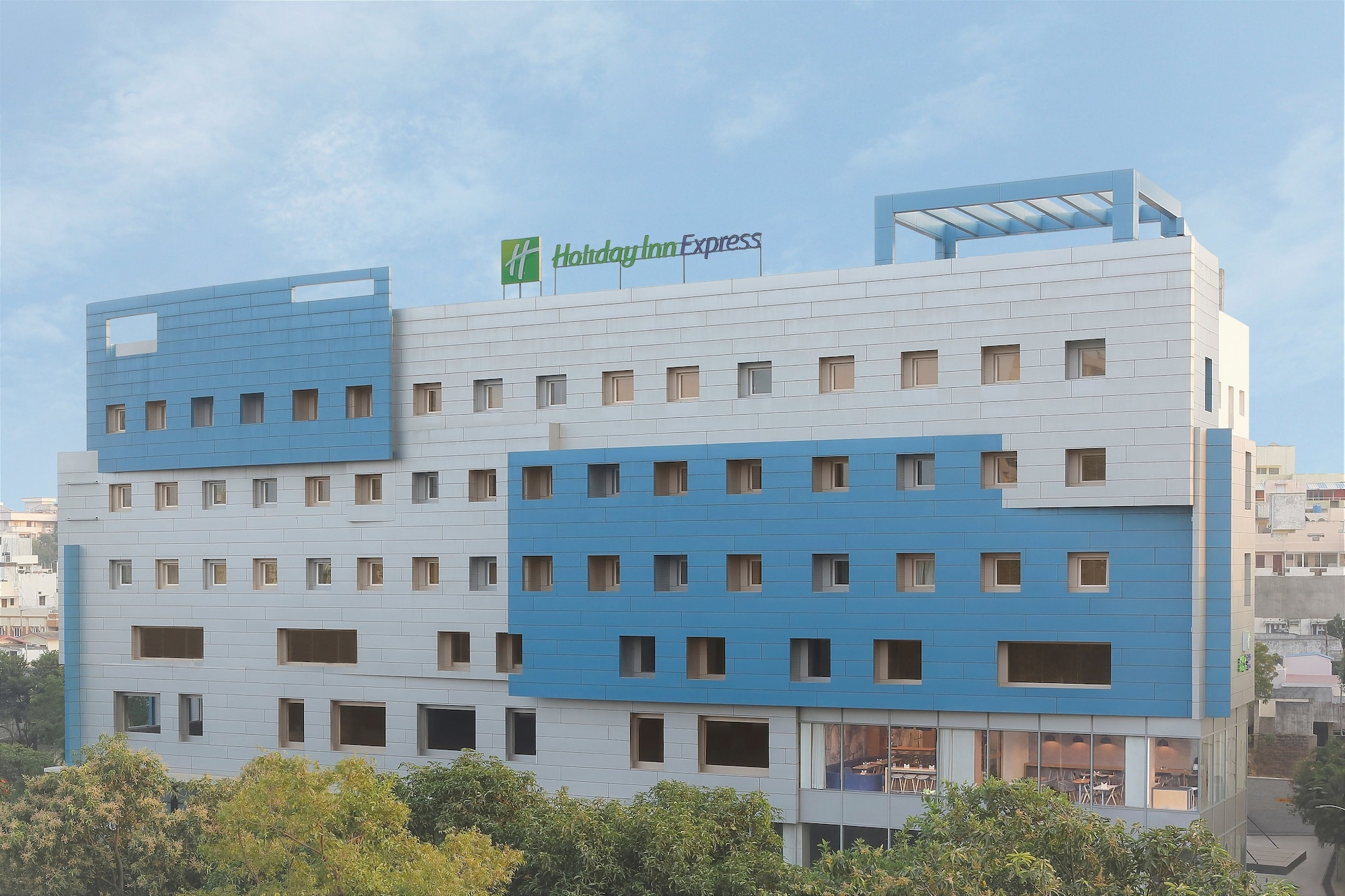 Holiday Inn Express Hyderabad Banjara Hills, Hyderabad
