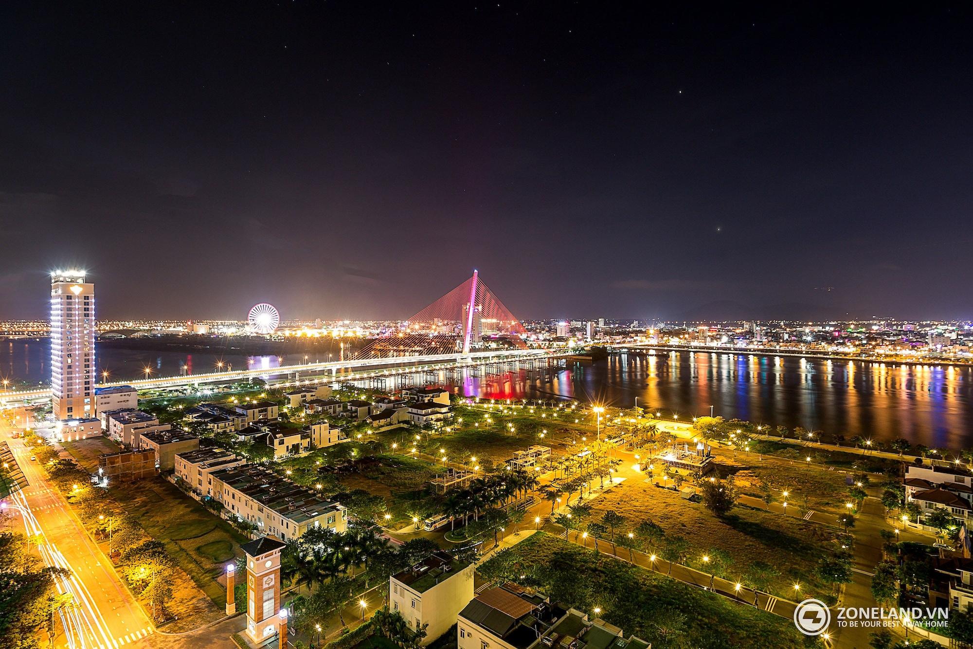 Zoneland Apartments - Monarchy Riverside, Sơn Trà