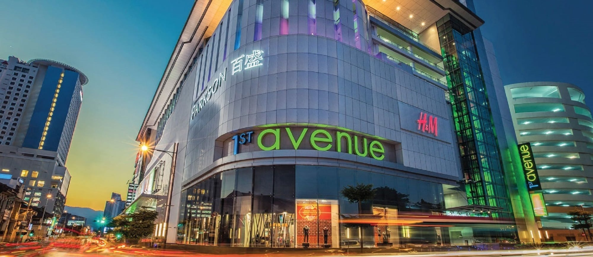 Apple 1 Hotel Times Square, Pulau Penang