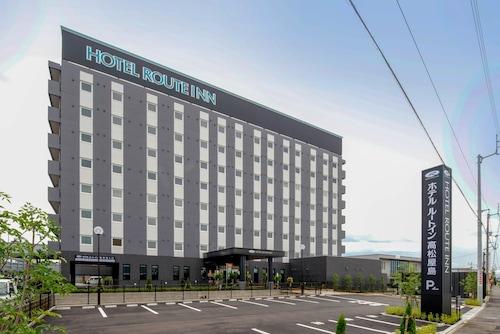 . Hotel Route Inn Takamatsu Yashima