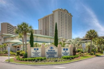 Exterior at Royale Palms 2307 in Myrtle Beach