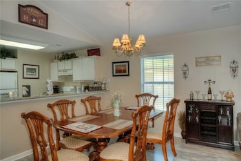 In-Room Dining at River Oaks Fairways 27-E in Myrtle Beach