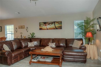 Living Room at River Oaks Fairways 27-E in Myrtle Beach