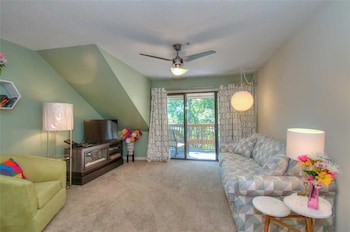 Living Area at Laurel Court 301 in Myrtle Beach