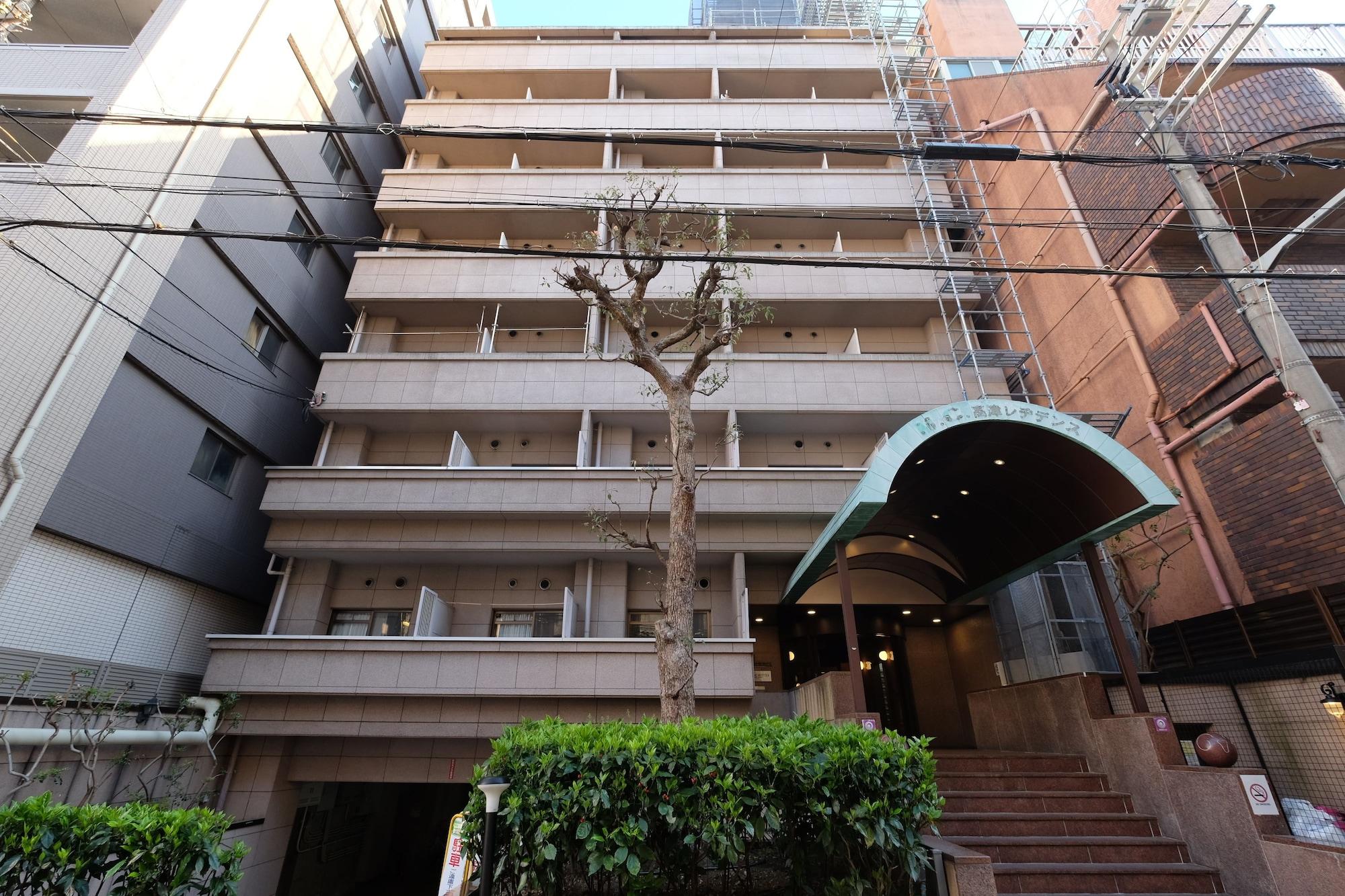OOKINI HOTELS Dotonbori Apartment, Osaka