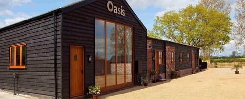Oasis Barn Holidays, Suffolk