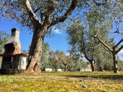 Sweet Home in Nature Reserve, Lecce