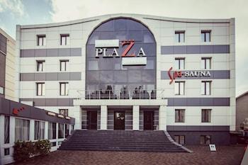 Отель Nyvky Plaza