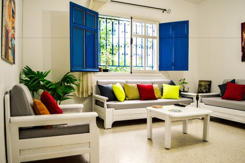 Cosy S2 Apartment in Sidi Bou Said, Carthage