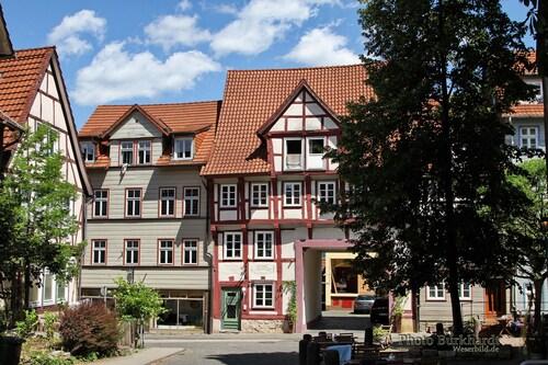. Hotel Aegidienhof