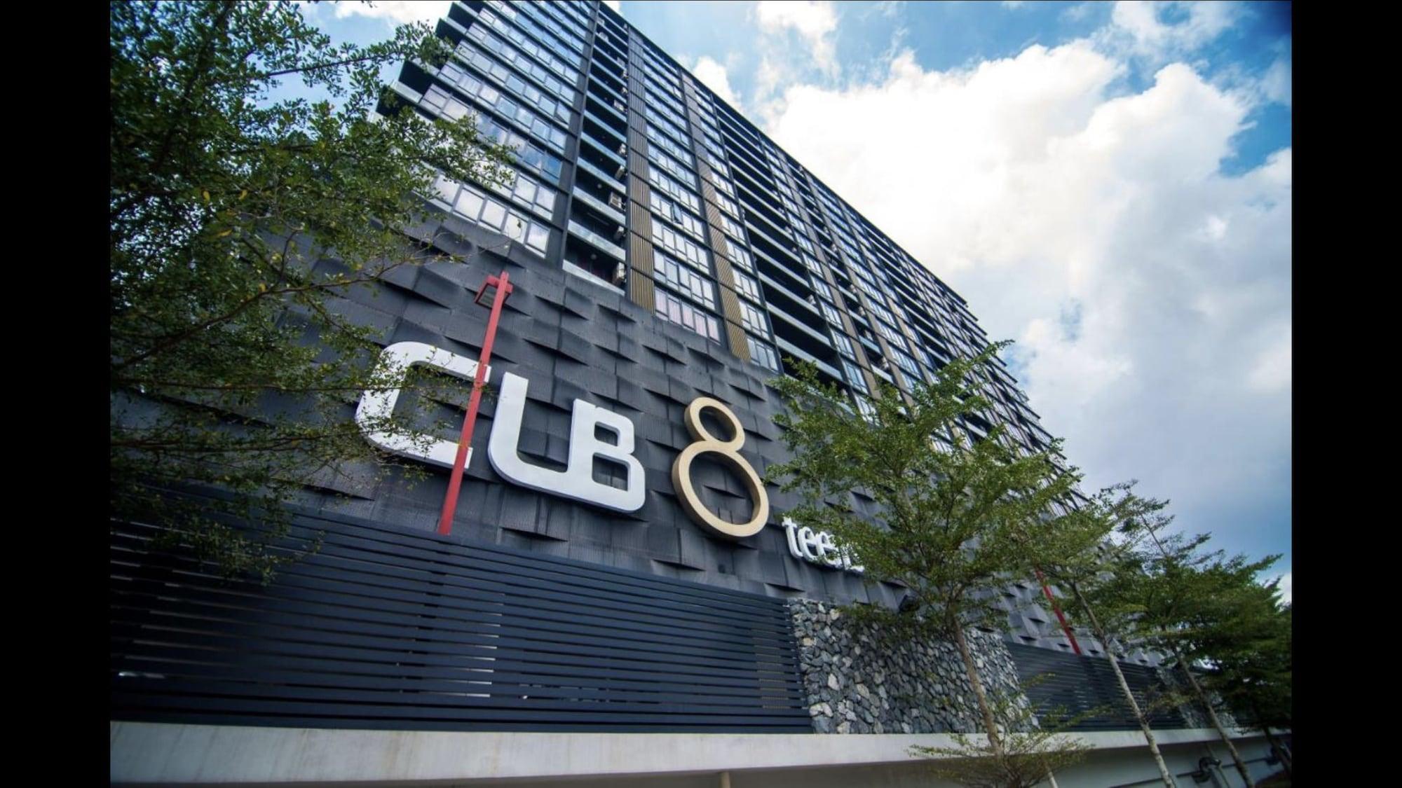 As Home CUBE8TEEN - Mount Austin, Johor Bahru