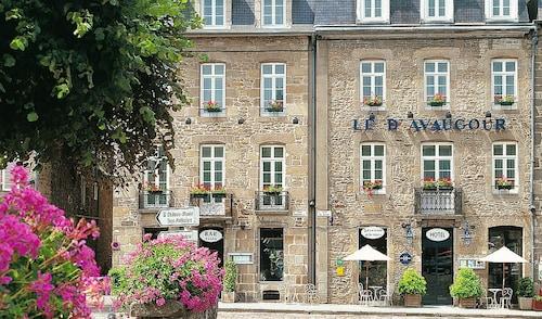 . Hôtel Le d'Avaugour