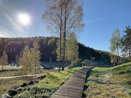 Forrest Lodge Karelia, Lakhdenpokhskiy rayon