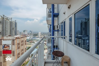 ZEN ROOMS LIGHT RESIDENCES EDSA Balcony