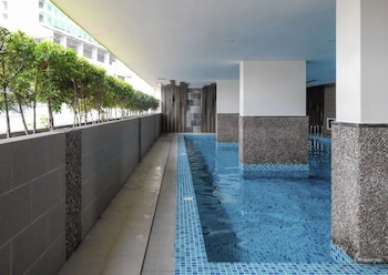 ZEN ROOMS VISTA TAFT MANILA Pool
