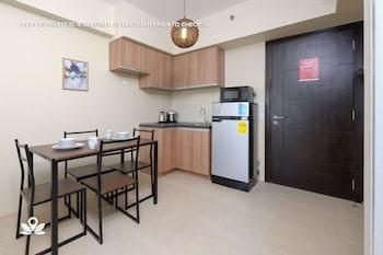 ZEN ROOMS AVIDA 34TH In-Room Kitchen