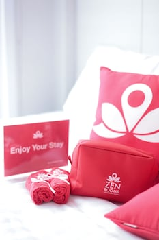 ZEN ROOMS WOODRIDGE MCKINLEY BGC In-Room Amenity