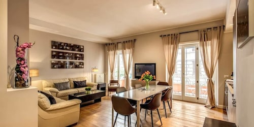 . The Dome 3 bedroom apartment