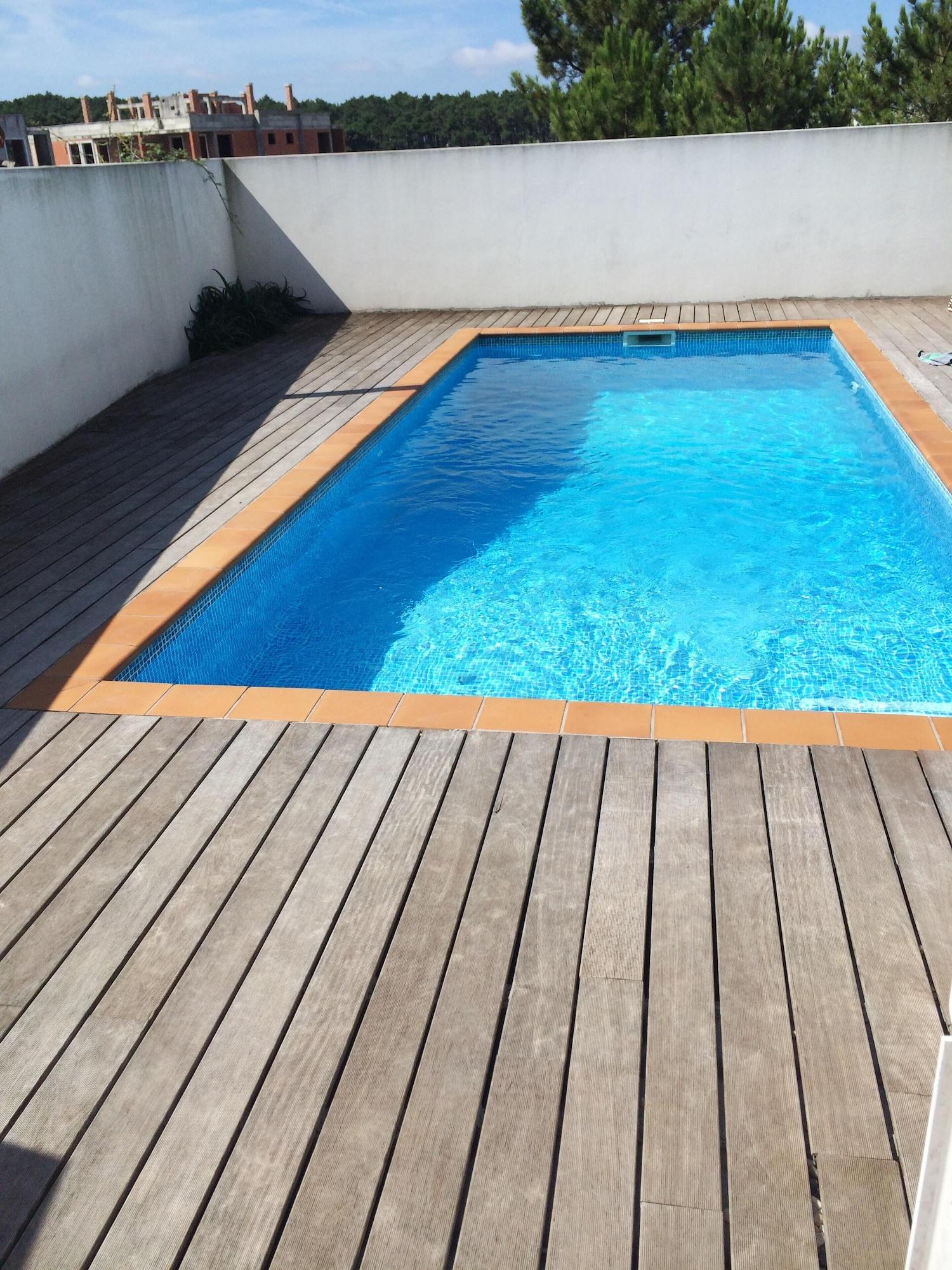Apartment With one Bedroom in Caldas da Rainha, With Pool Access, Furn, Caldas da Rainha