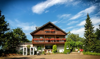 霍厄馬克貝格飯店 Berghotel Hohe Mark