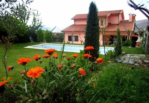 Villa With 4 Bedrooms in Provesende, With Wonderful Mountain View, Pri, Sabrosa
